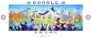 Google russia Uruguay