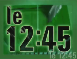 Le12-45 - TSR 2001