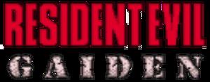Resident Evil Gaiden Logo.png