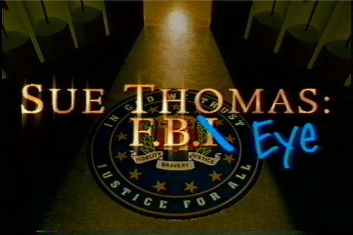 Sue Thomas: F.B. Eye