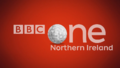 BBC One NI Golf sting