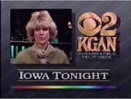 KGAN-TV 1986 News