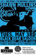 WXPK-FM's 107.1 The Peak's 7th Birthday Concert Promo For Tuesday Night, May 3, 2011