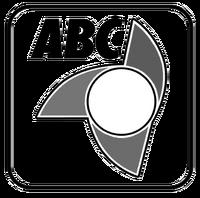 ABC 5 Print Logo (1995-1999)