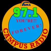 Campus Radio 97.1 Laoag Logo June 2002.png