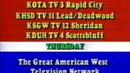 KDUH-TV4 Newsmagazine from 1984 1-18 screenshot