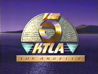KTLA Channel 5 ID (1991)