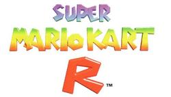 Super Mario Kart R Logo.png