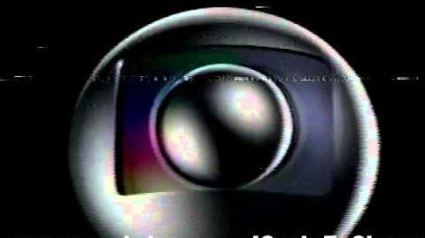 Vinheta Rede Globo 1988 - No ar, mais um campeão de audiência
