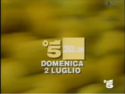 Canale 5 - light yellow 1994