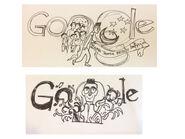 Google Zubir Said's 107th Birthday (Storyboards)