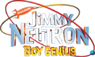 Jimmy Neutron Boy Genius logo
