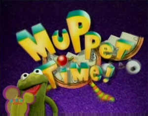 Muppet Time
