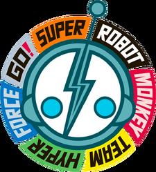 Super Robot Monkey Team Hyperforce Go! Logo.png