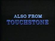 Walt Disney Studios Home Entertainment Buena Vista Also From Touchstone Logo 1991