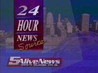 KOCO 24HR News Source 1990 ID