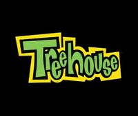 Treehouse TV no Corus byline (2003) logo brighter