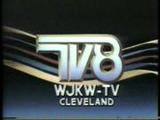 WJKW-TV8 ID 1983-1984