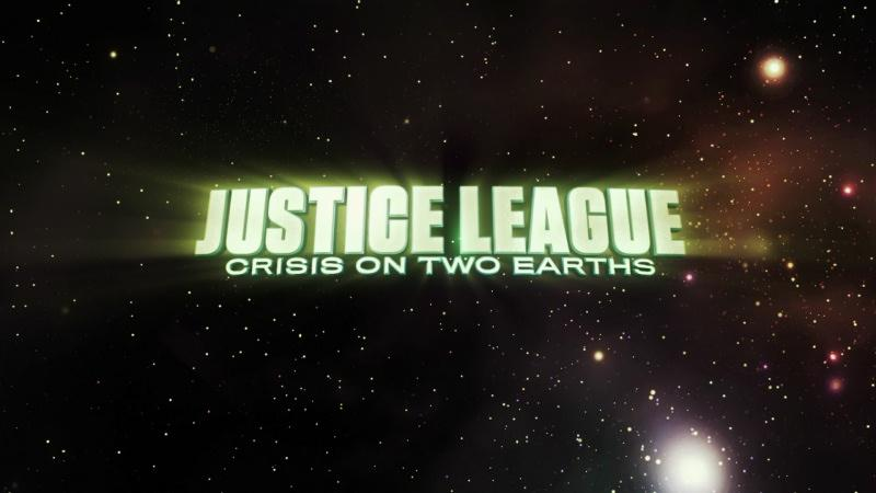 Justice League: Crisis of Two Earths