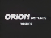 Orion presents
