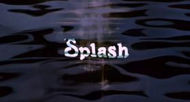 Splash title card