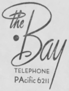 The Bay - 1947