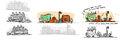Google La Tomatina 70th Anniversary (Storyboards)