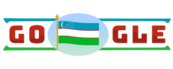 Google Uzbekistan Independence Day 2017 (Mobile Thumbnail)