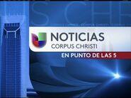 Koro noticias univision corpus christi el punto de las 5 package 2013