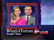 WXIA-TV Wheel Of Fortune promo 1986