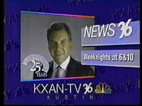1990 KXAN 36 David Scott Promo ID