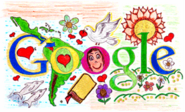 Doodle 4 Google Winner (Argentina, Chile, Colombia, Mexico)