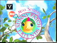 Nick Jr. TV-Y (small) Miss Spider's Sunny Patch Friends