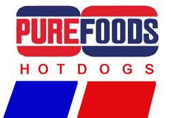 Purefoods Hotdogs logo 1988 1990.png
