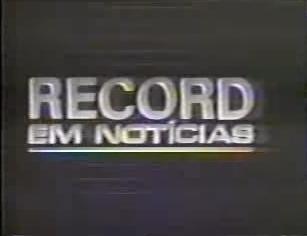 Record em Notícias