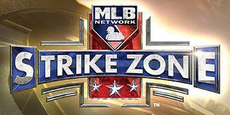 MLB Strike Zone