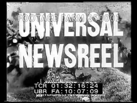 Universal Newsreel