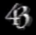 WUAB 43 Word Mark