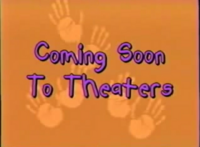 Coming Soon to Theaters (Playhouse Disney Variant)