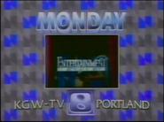 KGW-TV Entertainment Tonight Promo 1983