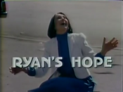 Ryan's Hope Open From March 19, 1984