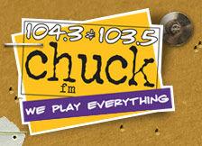 WCHK 104.3 103.5 Chuck FM.jpg