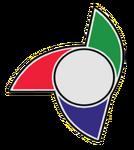 ABC 5 Cyclone Logo (2004-2008)