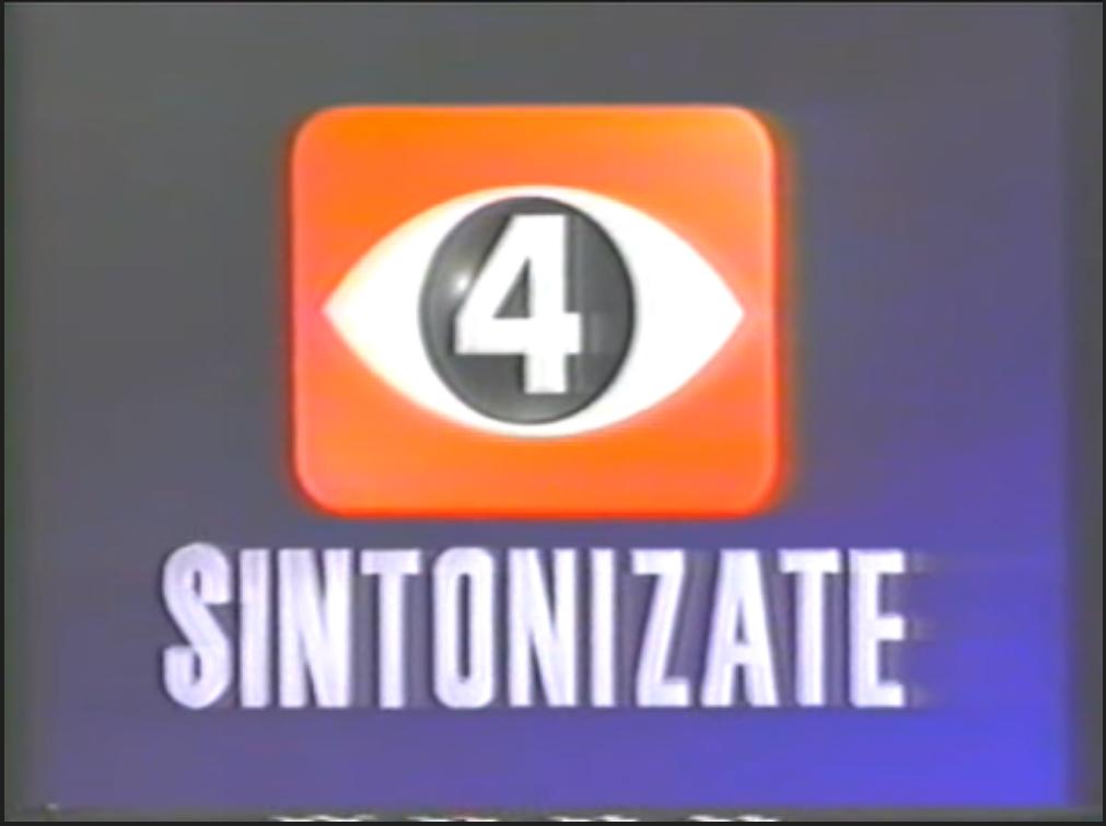 Canal 4 (El Salvador)/Ident TV