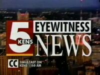 KENS Channel 5 Eyewitness News 1995 Morning Open