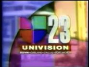 Kuvn univision 23 evening opening 1996