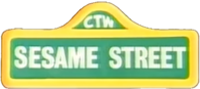 SesameStreetProductionSign