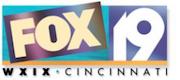 WXIX-TV logo, 1996