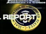 ABC News Special Report- President Bush Address to Congress (C)