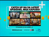 GMA 7 Test Card Episode Catch Up